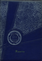 1953 Edition, Roseville High School - Rosette Yearbook (Roseville, OH)