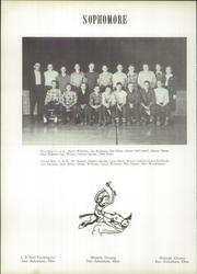 Page 36, 1953 Edition, Roseville High School - Rosette Yearbook (Roseville, OH) online yearbook collection