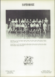 Page 37, 1953 Edition, Roseville High School - Rosette Yearbook (Roseville, OH) online yearbook collection