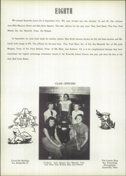Page 42, 1953 Edition, Roseville High School - Rosette Yearbook (Roseville, OH) online yearbook collection