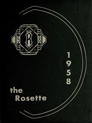 Roseville High School - Rosette Yearbook (Roseville, OH) online yearbook collection, 1958 Edition, Page 1