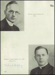 Page 12, 1947 Edition, Rosary High School - Campanile Yearbook (Columbus, OH) online yearbook collection