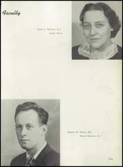 Page 13, 1947 Edition, Rosary High School - Campanile Yearbook (Columbus, OH) online yearbook collection