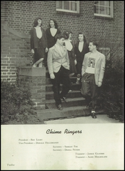 Page 16, 1947 Edition, Rosary High School - Campanile Yearbook (Columbus, OH) online yearbook collection