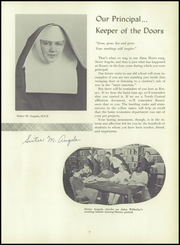 Page 13, 1953 Edition, Rosary High School - Campanile Yearbook (Columbus, OH) online yearbook collection