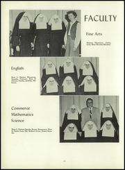 Page 14, 1953 Edition, Rosary High School - Campanile Yearbook (Columbus, OH) online yearbook collection