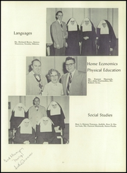 Page 15, 1953 Edition, Rosary High School - Campanile Yearbook (Columbus, OH) online yearbook collection