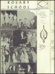 Page 5, 1953 Edition, Rosary High School - Campanile Yearbook (Columbus, OH) online yearbook collection