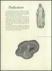 Page 8, 1953 Edition, Rosary High School - Campanile Yearbook (Columbus, OH) online yearbook collection
