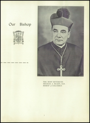 Page 9, 1953 Edition, Rosary High School - Campanile Yearbook (Columbus, OH) online yearbook collection