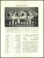 Page 10, 1957 Edition, Rowe High School - Viking Saga Yearbook (Lakeville, OH) online yearbook collection