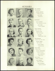 Page 14, 1957 Edition, Rowe High School - Viking Saga Yearbook (Lakeville, OH) online yearbook collection
