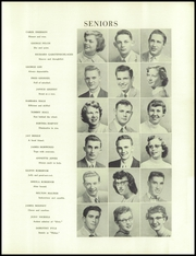 Page 15, 1957 Edition, Rowe High School - Viking Saga Yearbook (Lakeville, OH) online yearbook collection