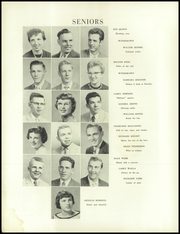 Page 16, 1957 Edition, Rowe High School - Viking Saga Yearbook (Lakeville, OH) online yearbook collection