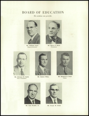 Page 8, 1957 Edition, Rowe High School - Viking Saga Yearbook (Lakeville, OH) online yearbook collection