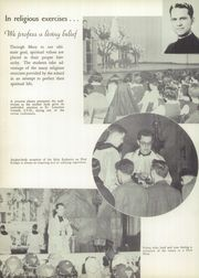Page 12, 1953 Edition, St John Cantius High School - Review Yearbook (Cleveland, OH) online yearbook collection
