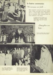 Page 15, 1953 Edition, St John Cantius High School - Review Yearbook (Cleveland, OH) online yearbook collection