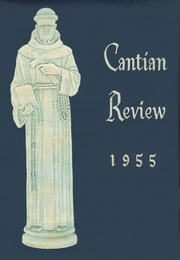 1955 Edition, St John Cantius High School - Review Yearbook (Cleveland, OH)