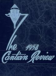 1958 Edition, St John Cantius High School - Review Yearbook (Cleveland, OH)