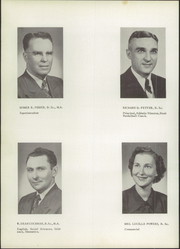 Page 14, 1952 Edition, Richwood High School - Tigrtrax Yearbook (Richwood, OH) online yearbook collection