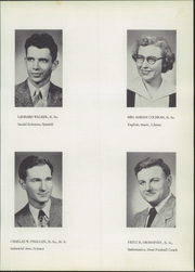 Page 15, 1952 Edition, Richwood High School - Tigrtrax Yearbook (Richwood, OH) online yearbook collection