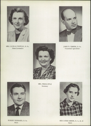 Page 16, 1952 Edition, Richwood High School - Tigrtrax Yearbook (Richwood, OH) online yearbook collection