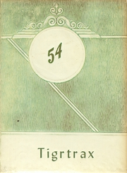 1954 Edition, Richwood High School - Tigrtrax Yearbook (Richwood, OH)