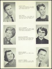 Page 11, 1955 Edition, Richwood High School - Tigrtrax Yearbook (Richwood, OH) online yearbook collection