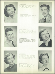 Page 12, 1955 Edition, Richwood High School - Tigrtrax Yearbook (Richwood, OH) online yearbook collection
