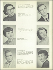Page 13, 1955 Edition, Richwood High School - Tigrtrax Yearbook (Richwood, OH) online yearbook collection