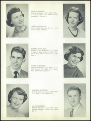 Page 14, 1955 Edition, Richwood High School - Tigrtrax Yearbook (Richwood, OH) online yearbook collection