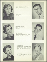 Page 15, 1955 Edition, Richwood High School - Tigrtrax Yearbook (Richwood, OH) online yearbook collection
