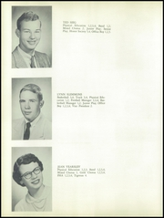 Page 16, 1955 Edition, Richwood High School - Tigrtrax Yearbook (Richwood, OH) online yearbook collection