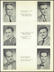 Page 7, 1955 Edition, Richwood High School - Tigrtrax Yearbook (Richwood, OH) online yearbook collection