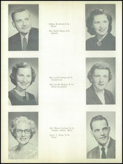 Page 8, 1955 Edition, Richwood High School - Tigrtrax Yearbook (Richwood, OH) online yearbook collection