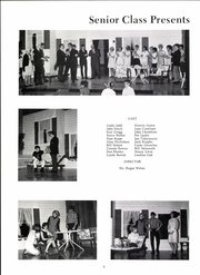 Page 10, 1968 Edition, Woodville High School - Wohiana Yearbook (Woodville, OH) online yearbook collection