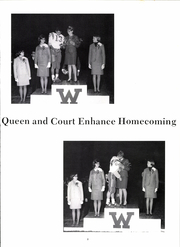 Page 9, 1968 Edition, Woodville High School - Wohiana Yearbook (Woodville, OH) online yearbook collection