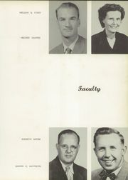 Page 13, 1954 Edition, Seven Mile High School - Panther Tracks Yearbook (Seven Mile, OH) online yearbook collection