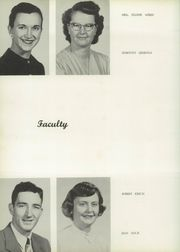 Page 14, 1954 Edition, Seven Mile High School - Panther Tracks Yearbook (Seven Mile, OH) online yearbook collection