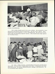 Page 14, 1963 Edition, Milan High School - Light Yearbook (Milan, OH) online yearbook collection