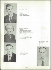 Page 10, 1955 Edition, Walnut Township High School - Kernel Yearbook (Ashville, OH) online yearbook collection