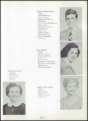 Page 17, 1955 Edition, Walnut Township High School - Kernel Yearbook (Ashville, OH) online yearbook collection