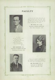 Page 14, 1928 Edition, Attica High School - Aquila Yearbook (Attica, OH) online yearbook collection