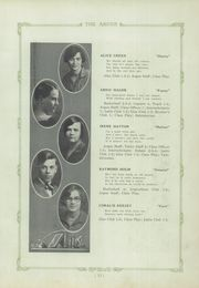 Page 17, 1928 Edition, Attica High School - Aquila Yearbook (Attica, OH) online yearbook collection