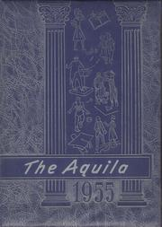 1955 Edition, Attica High School - Aquila Yearbook (Attica, OH)