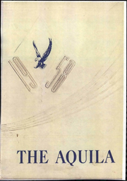 1958 Edition, Attica High School - Aquila Yearbook (Attica, OH)