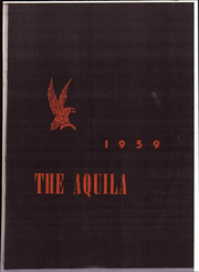 1959 Edition, Attica High School - Aquila Yearbook (Attica, OH)