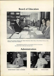Page 10, 1959 Edition, Attica High School - Aquila Yearbook (Attica, OH) online yearbook collection
