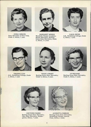 Page 14, 1959 Edition, Attica High School - Aquila Yearbook (Attica, OH) online yearbook collection