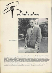 Page 8, 1959 Edition, Attica High School - Aquila Yearbook (Attica, OH) online yearbook collection